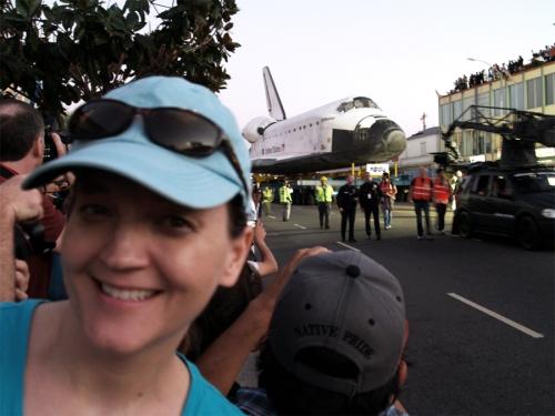 Space Shuttle Endeavour!