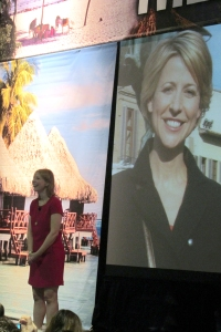 Travel Channel's Sweetheart, Samantha Brown