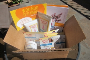 Burt's Bees® Intense Hydration Face Care Line