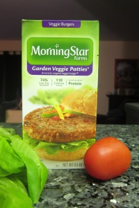 MorningStar Veggie Patties