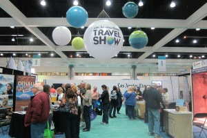 The Los Angeles Times Travel Show 2013