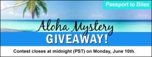 aloha mystery giveaway