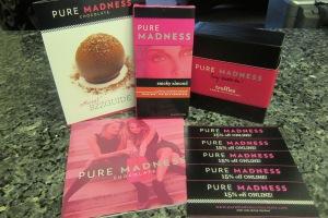 Pure Madness Chocolate