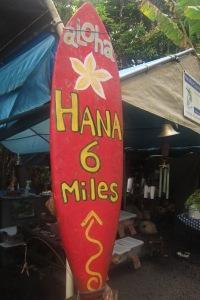 Hana 6 Miles