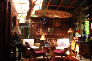 Bali Tree Cottage