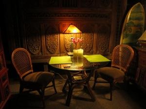 Bali Tree Cottage - Dining Room