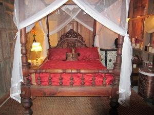 Bali Tree Cottage - Bedroom